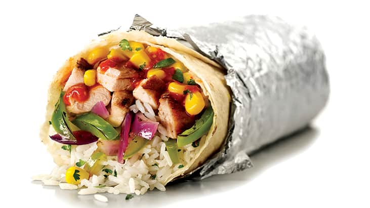 Get buy-one-get-one free entrée with Chipotle's digital Boorito giveaway - Living On The Cheap