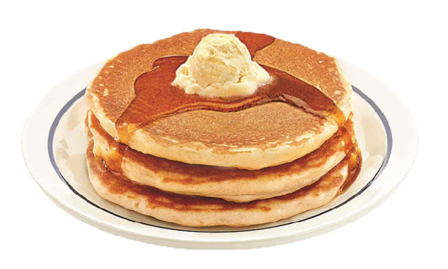 image relating to Ihop Printable Menu titled Consider shorter stack for 58 cents at IHOP - Dwelling Upon The Low-cost