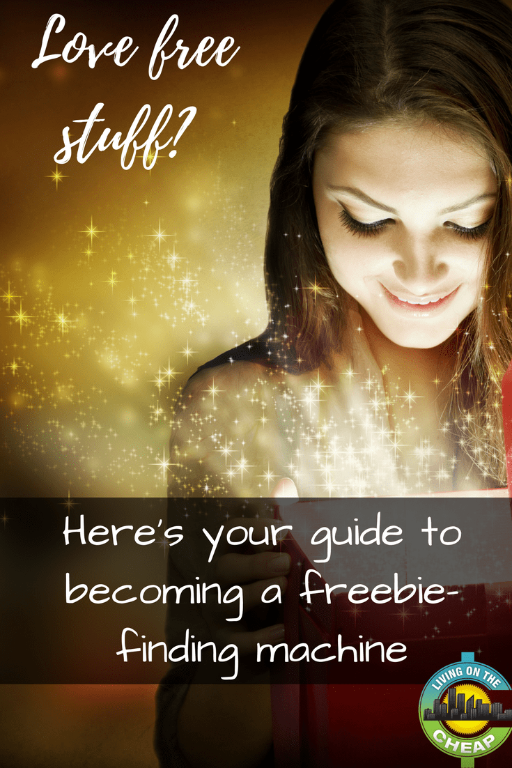 Love free stuff? Get good at finding more free stuff with this guide!