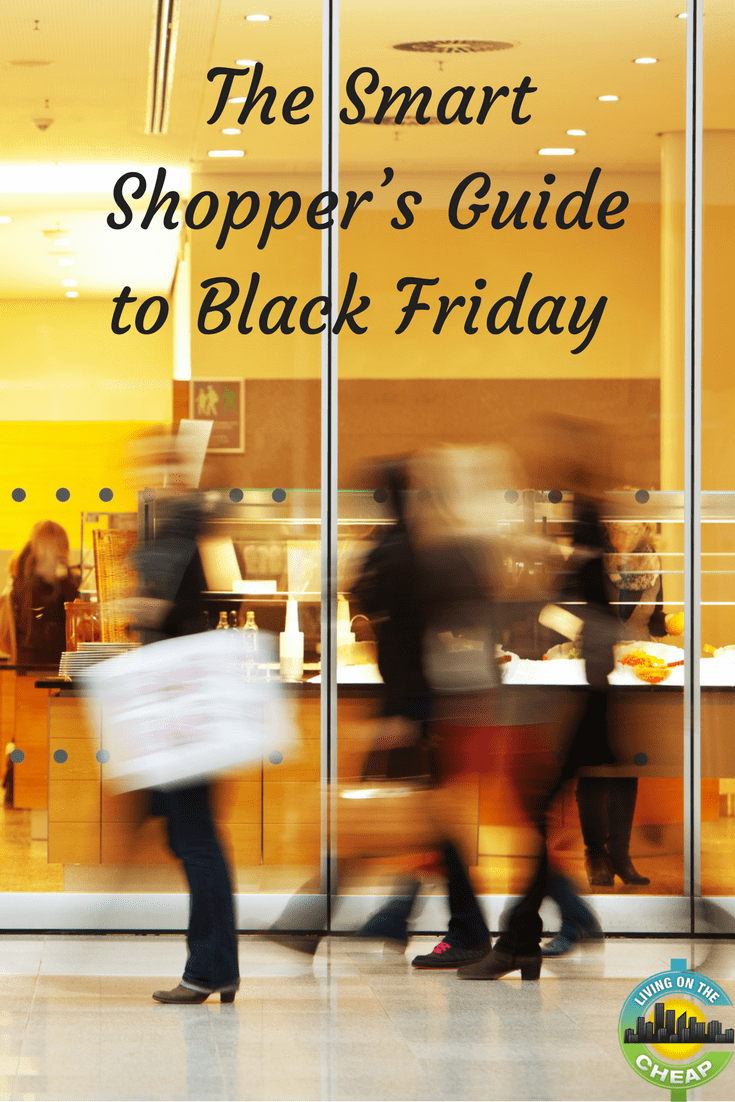 Want to make the most of Black Friday? Read this post on the smart shopper's guide to black Friday!