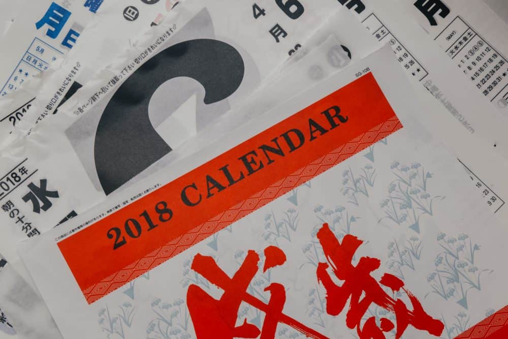 10 Ways To Reuse And Recycle Old Calendars Living On The Cheap