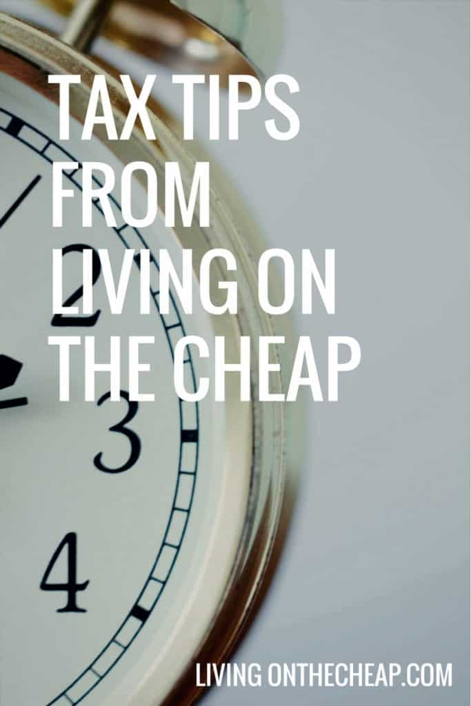 Taxes are complicated but make sure you get them done right with these tips from Living on the Cheap. #taxtips #moneytips #personalfinance