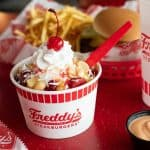 Chill out with Freddy's frozen custard for 95 cents