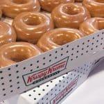 Get dozen doughnuts for just $5 at Krispy Kreme