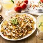 On The Border: 50% off nachos on National Nacho Day