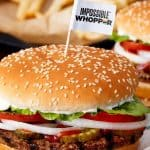 Free Impossible Whopper for troubled travelers at Burger King
