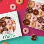 Free doughnut at Krispy Kreme every Monday in January