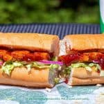 Subway: Double the meat on any Footlong sub for just $2 more