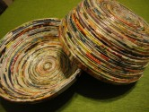 recycled-magazine-bowl