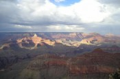 Grand Canyon View from Yavapai Point