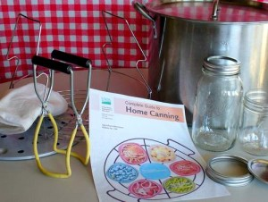 Cheap canning equipment