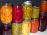 Home canned foods 1