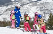 Kids Ski School Ages 3-6