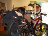 How to make simple, cheap bike repairs