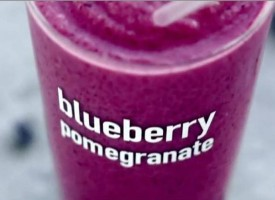 McDonald's: $1 Blueberry Pomegranate Smoothie May 21-23