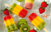Keep the kids cool with DIY ice pops