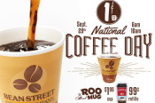 Kangaroo Express offers 1-cent coffee on National Coffee Day